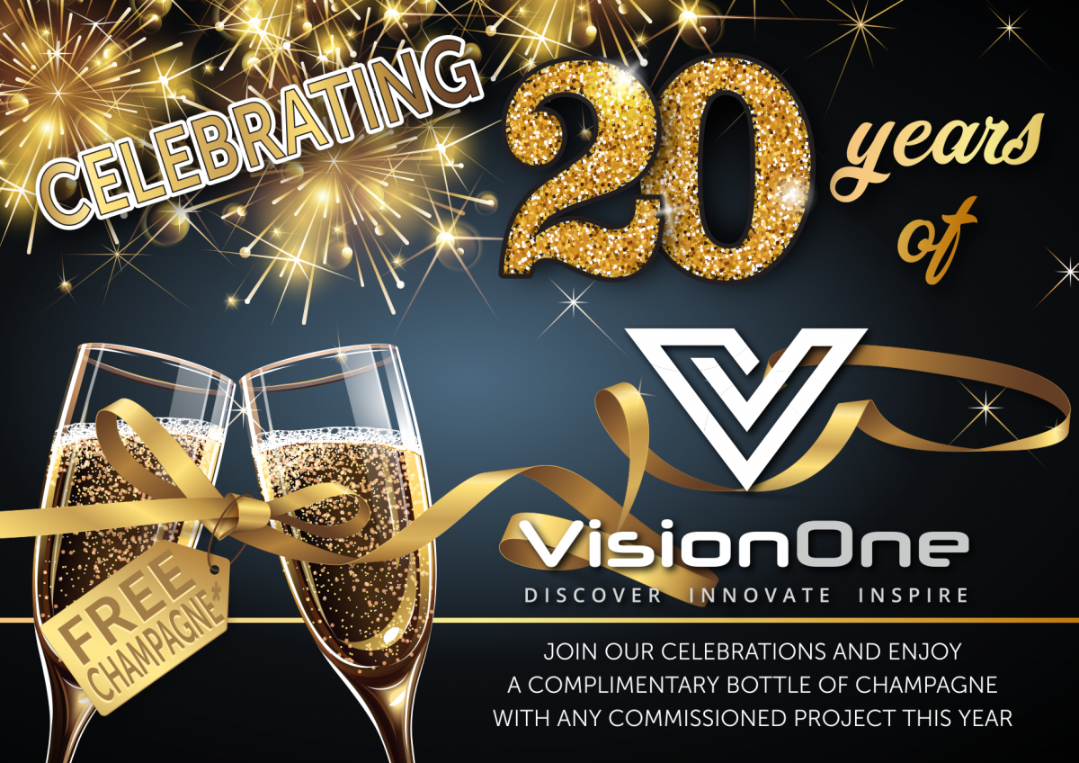 20th Anniversary For Vision One
