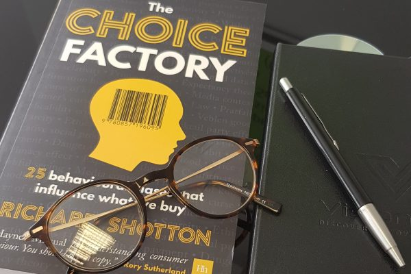The Choice Factory Giveaway Vision One