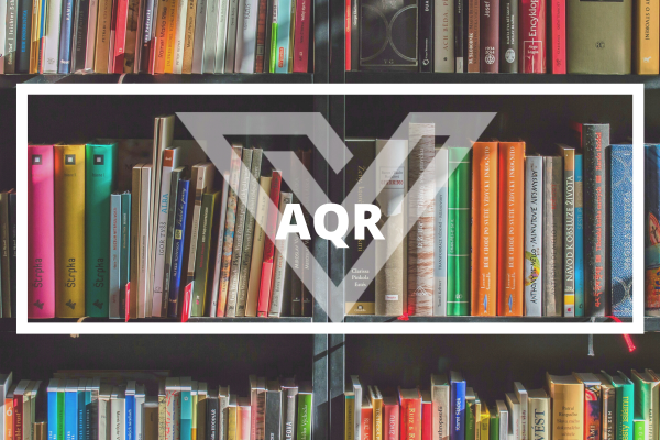 AQR - Vision One Glossary