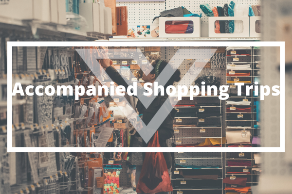 Accompanied Shopping Trips - Vision One Glossary