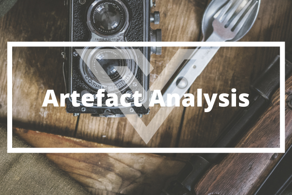 Artefact Analysis - Vision One Glossary