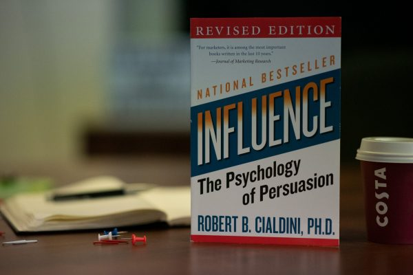 Book Review Influence Vision One