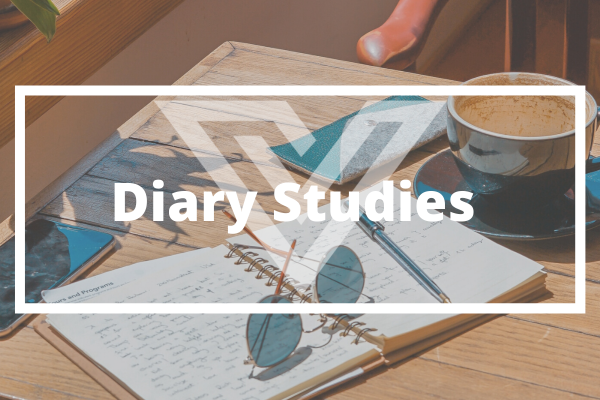 Diary Studies - Vision One Glossary