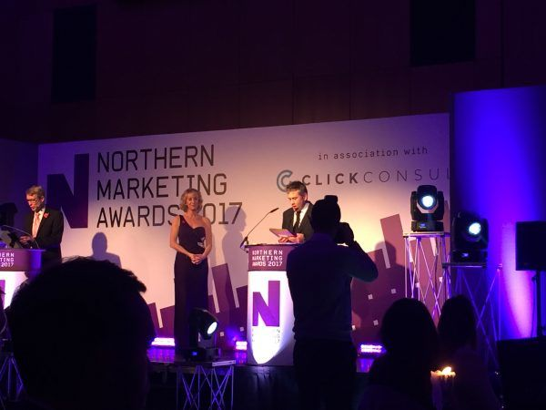 vision one northern marketing awards