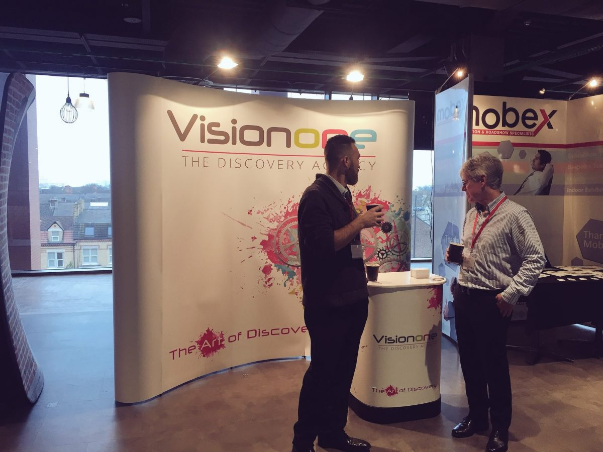 marketing showcase uk vision one