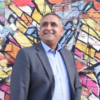 Jas Gidda Director at Vision One