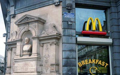McDonald's Staff Vision One