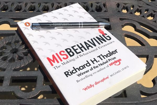 Misbehaving Book Review by Richard Thaler