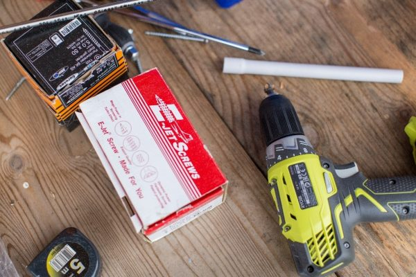 Power tools and user perceptions - Vision One