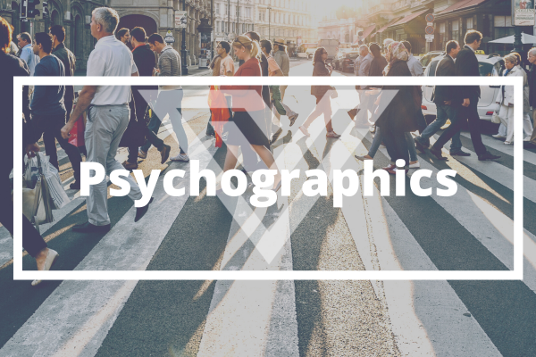 Pyschographics - Vision One Glossary