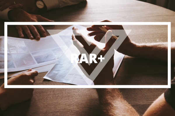 RAR+ - Vision One Glossary
