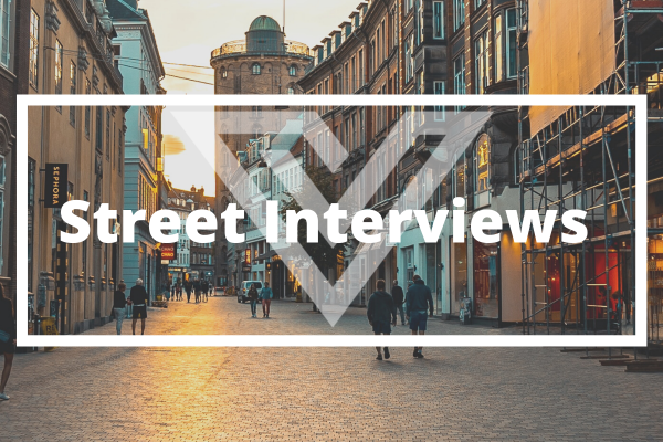Street Interview- Vision One Glossary