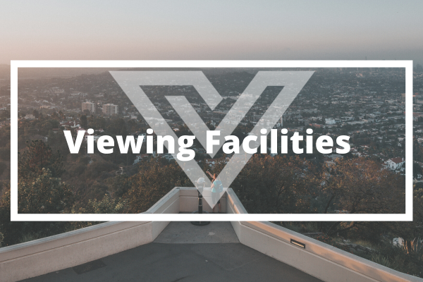 Viewing Facilities- Vision One Glossary