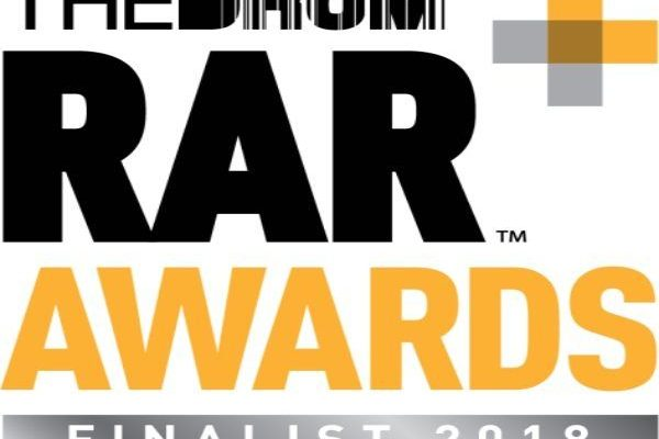RAR finalist 2018